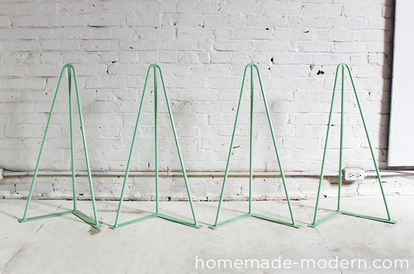 HomeMade Modern DIY The Easy DIY Table Supplies