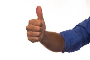 thumb, favorite, hand