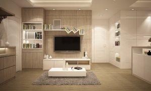 furniture, living room, modern