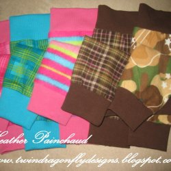 Leg Warmers for Babies and Children