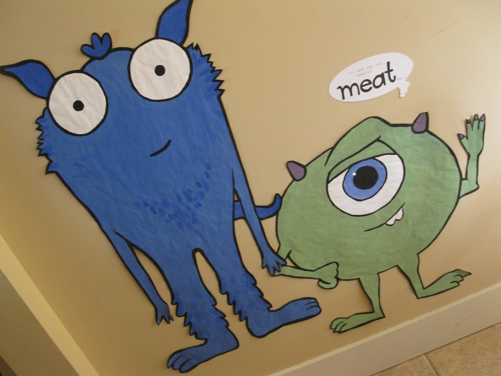 Monster Bash Week ~ Decorations