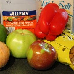Canning ~ Green Tomato Relish