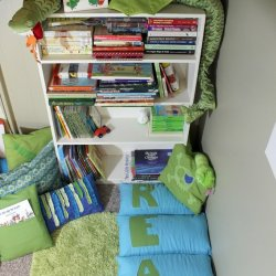 One For The Boys ~ Quick Reading Nook