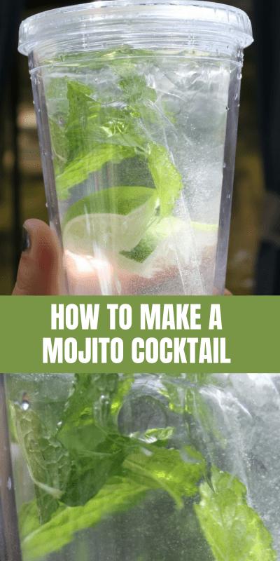 how to make a mojito