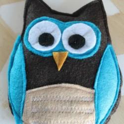 Felt Owie Owls Tutorial