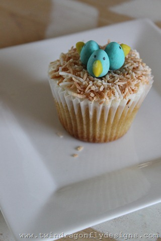 Little Chick Cupcakes