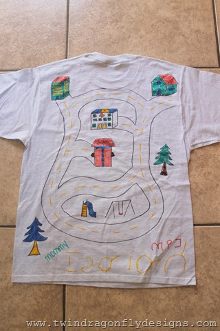 Father's Day Activity T-shirt
