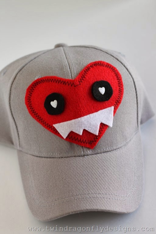 DIY Monster Hat