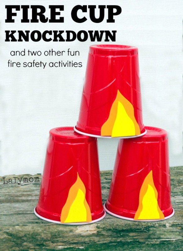 Fire cup activity