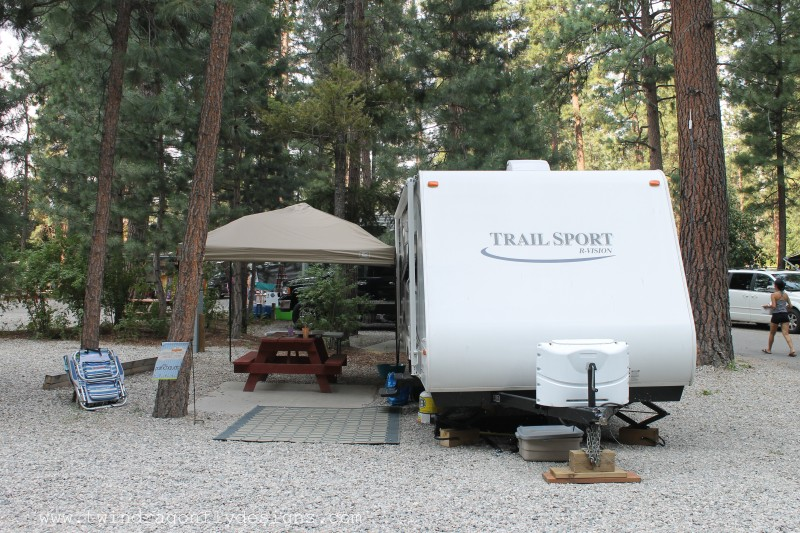 Gallagher Canyon Resort – Campsite Review