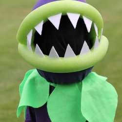 Plants vs Zombies Chomper Costume