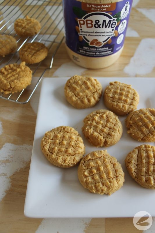 Keto Almond Butter Cookie Recipe