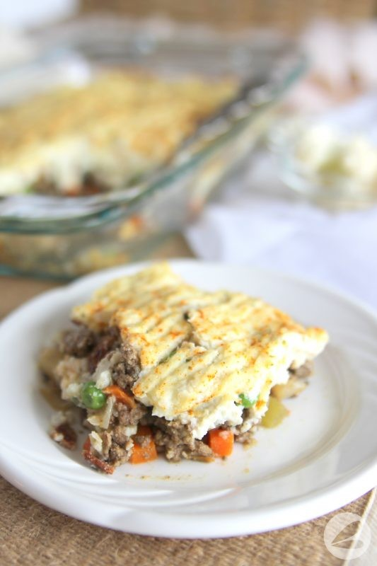 Keto Shepherd's Pie Recipe