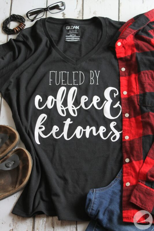Keto T-shirt Ideas and Free SVGs