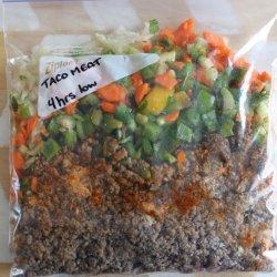 Crockpot Beef Taco Recipe