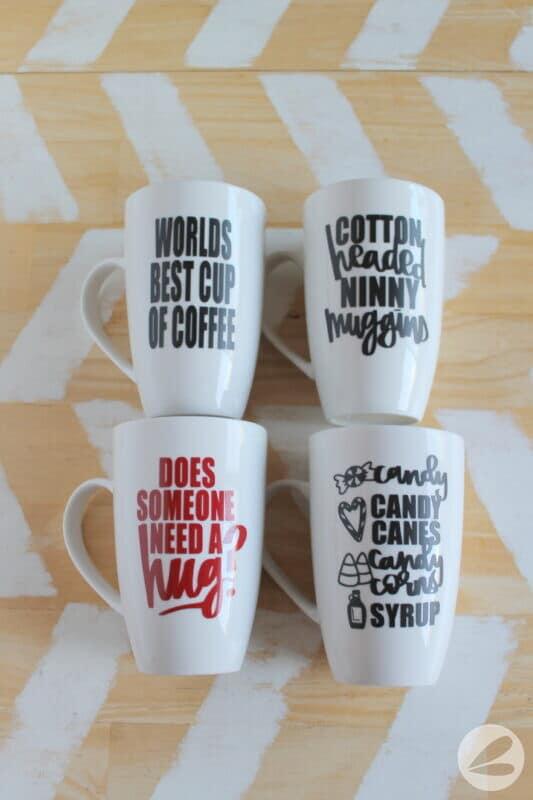 Elf Movie DIY Coffee Mug
