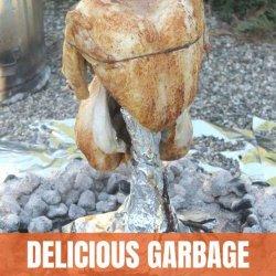 garbage can turkey recipe