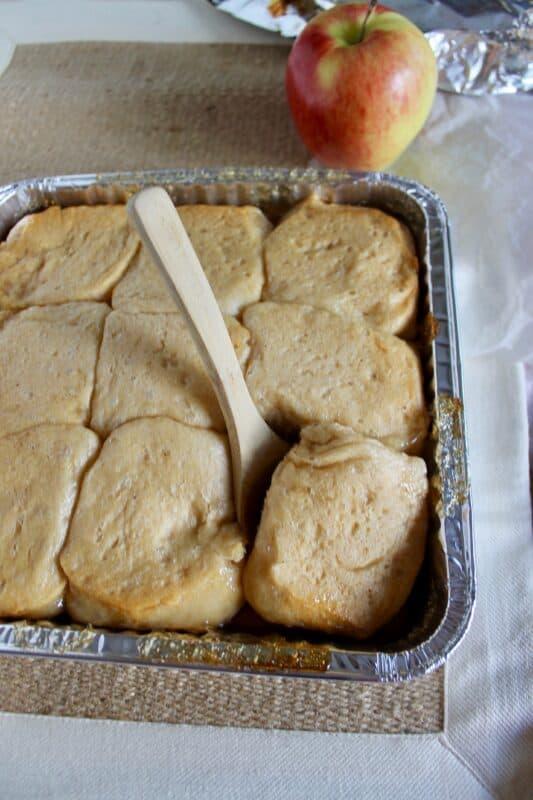 Easy Campfire Apple Pie Recipe