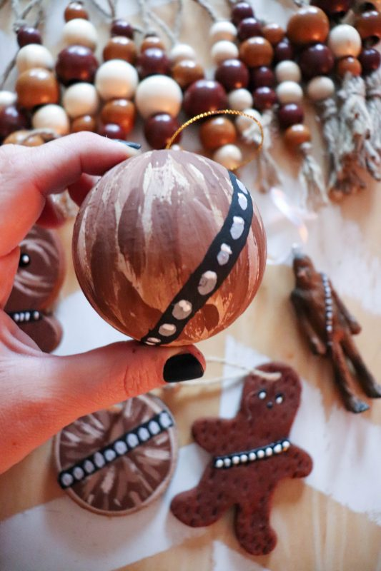 chewbacca ornament ball