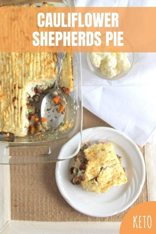 keto shepherds pie recipe