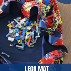 lego mat bag pattern