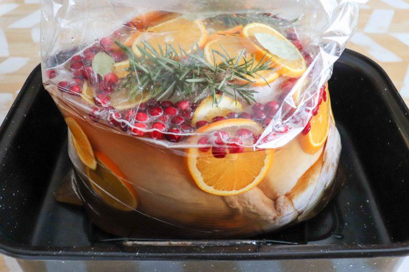 smoked turkey brine recipe