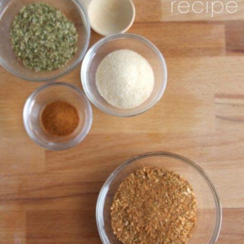 taco seasoning recipe x