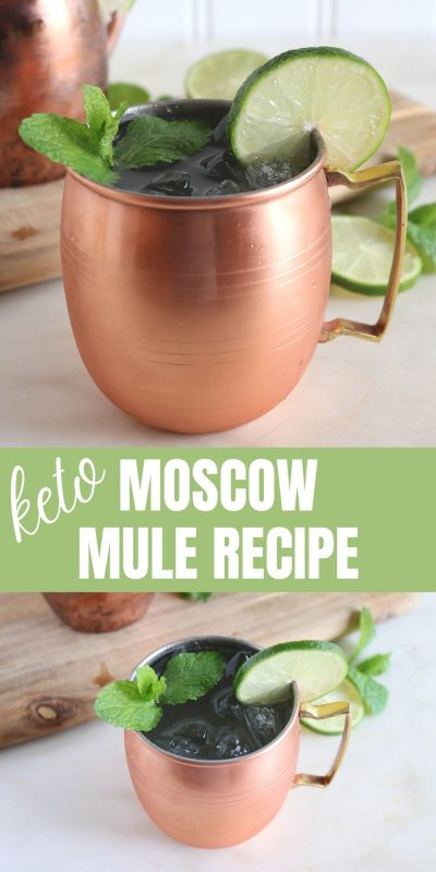 no carb moscow mule recipe