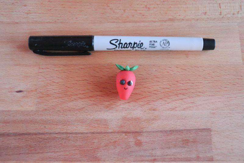 clay strawberry process