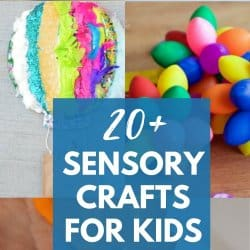 sensory crafts for kids