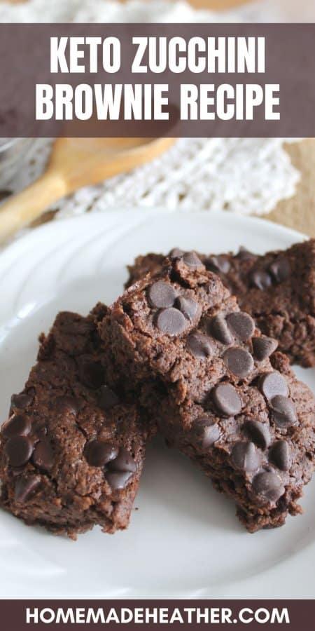 Keto Zucchini Brownie Recipe