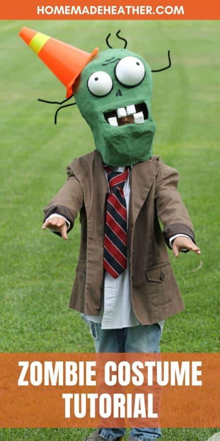 Zombie Costume Tutorial