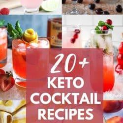 Keto Cocktail Recipes