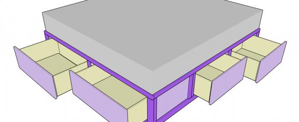 15 Genius Bedroom Storage Ideas