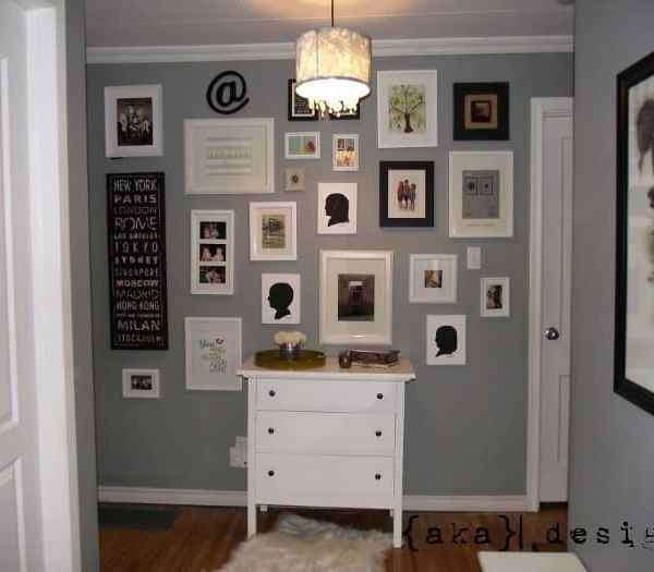 How to Put Together Your Own Gallery Wall (The Easy Way!)