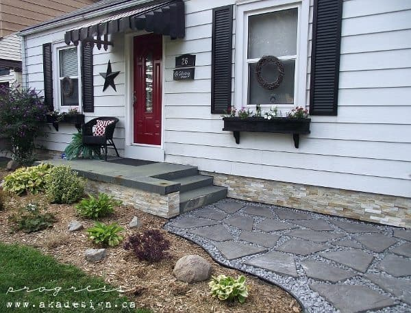 curb appeal updates