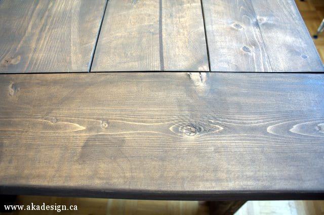 american walnut stain