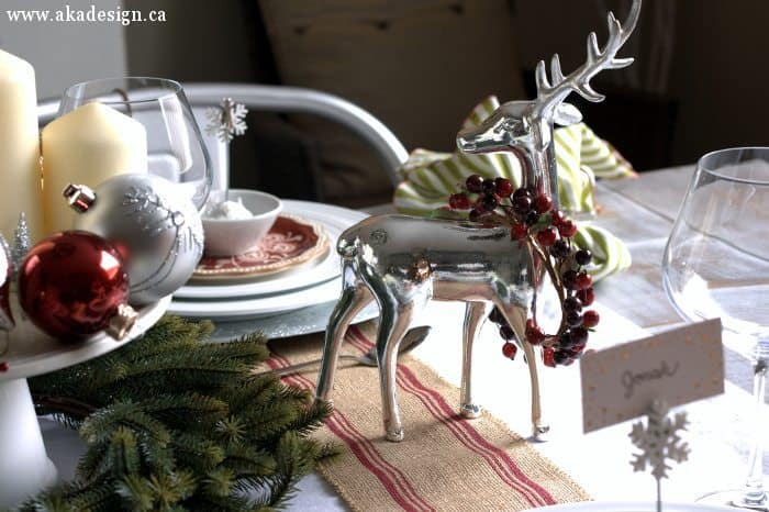 silver reindeer 2