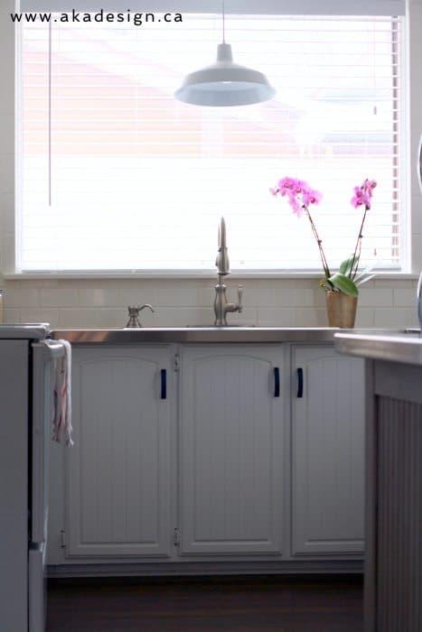 sink window