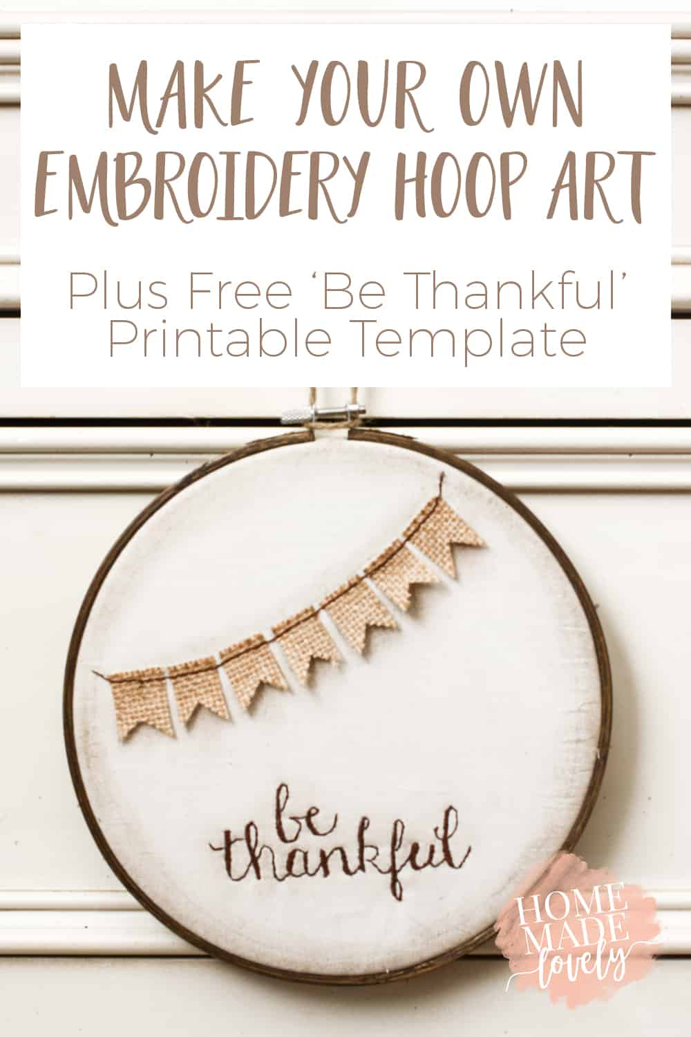 embroidery hoop art pin