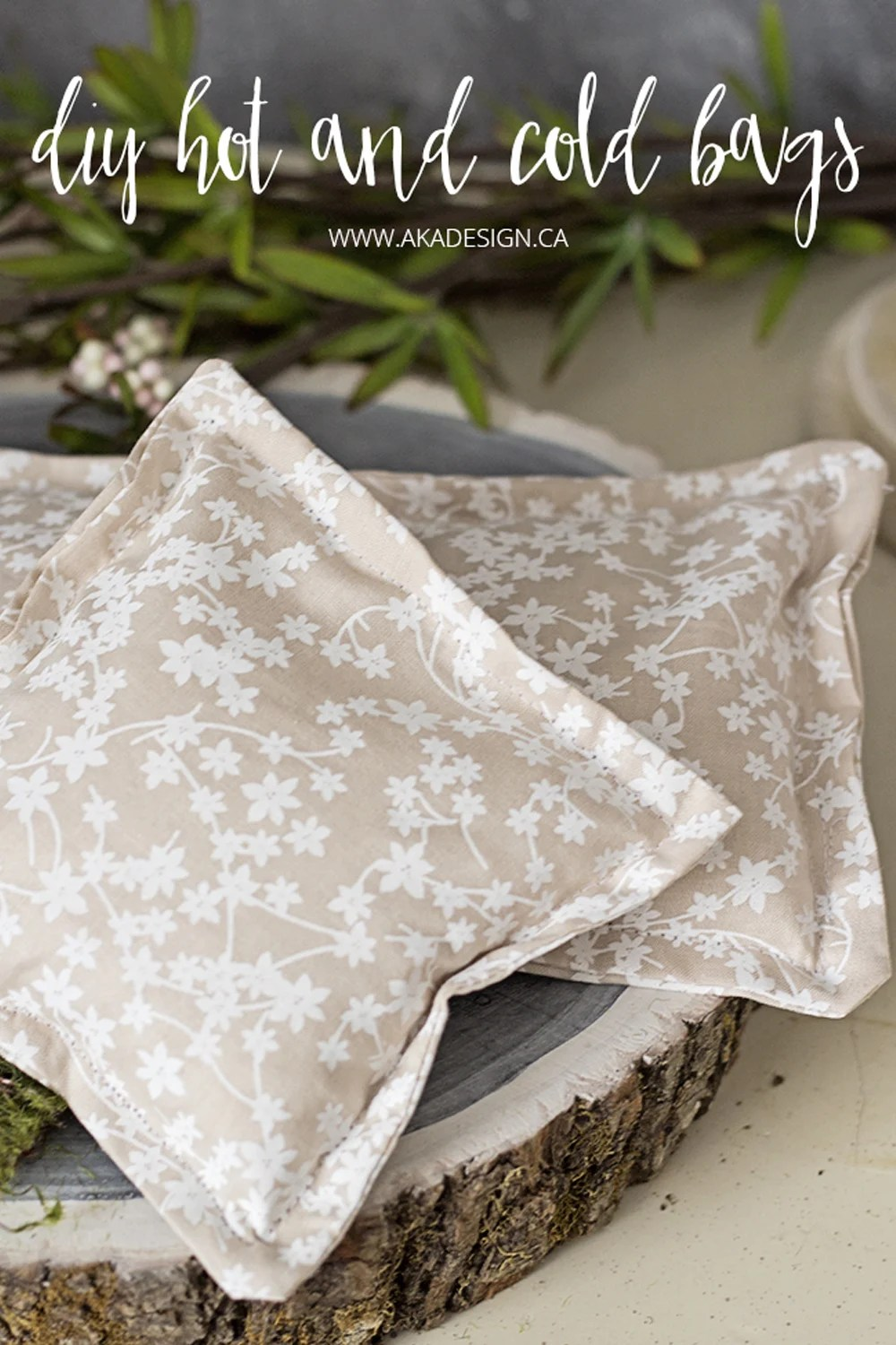 Diy Hot And Cold Bags Simple To Make Handy To Have