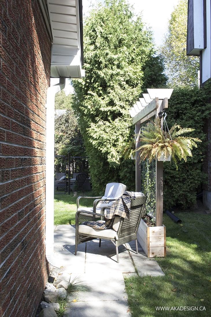Vertical Garden Trellis Raised Garden Box