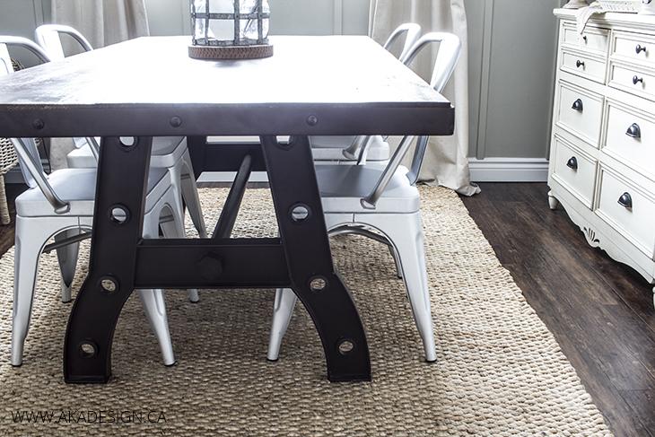 AKA Design Dining Room Rug 2