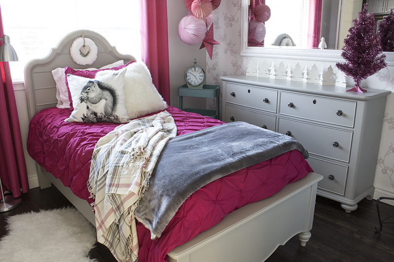 Home Made Lovely Girl's Room Makeover Blog 6