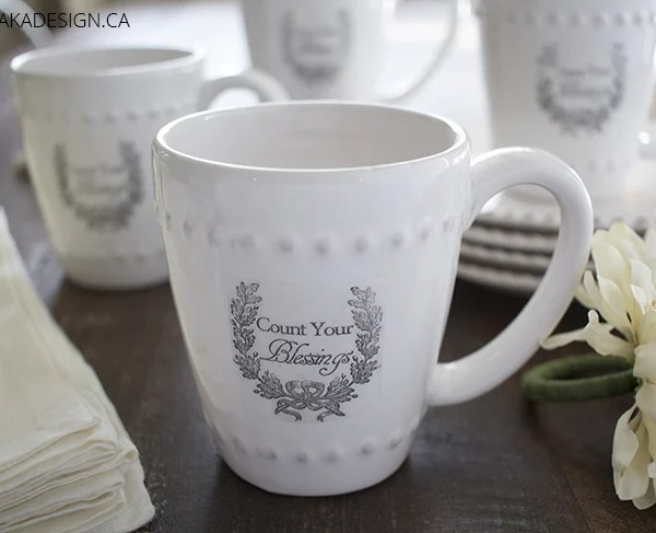 Temporary Cling for Mugs
