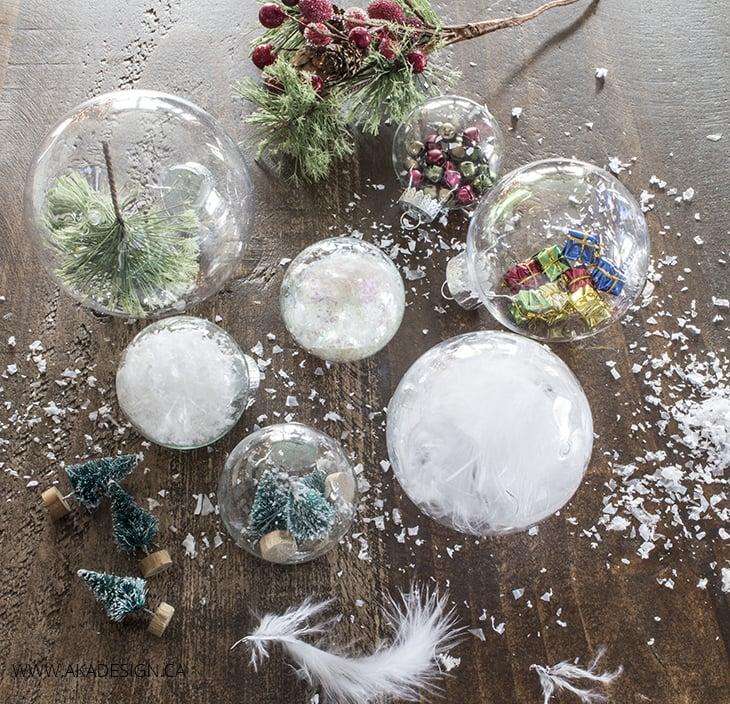 Christmas Ball Ornament Ideas