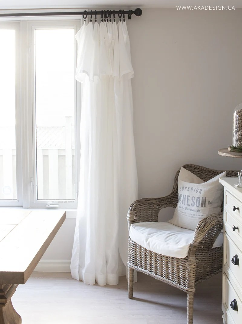 inexpensive-white-curtains