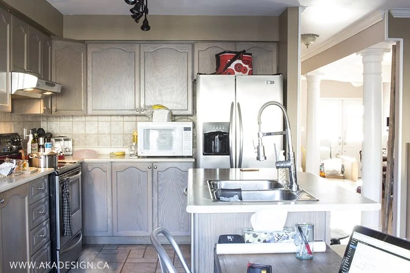 OUR MODERN FARMHOUSE KITCHEN MAKEOVER | The Reveal