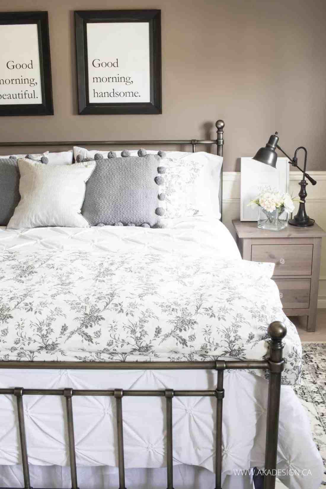 master bedroom side