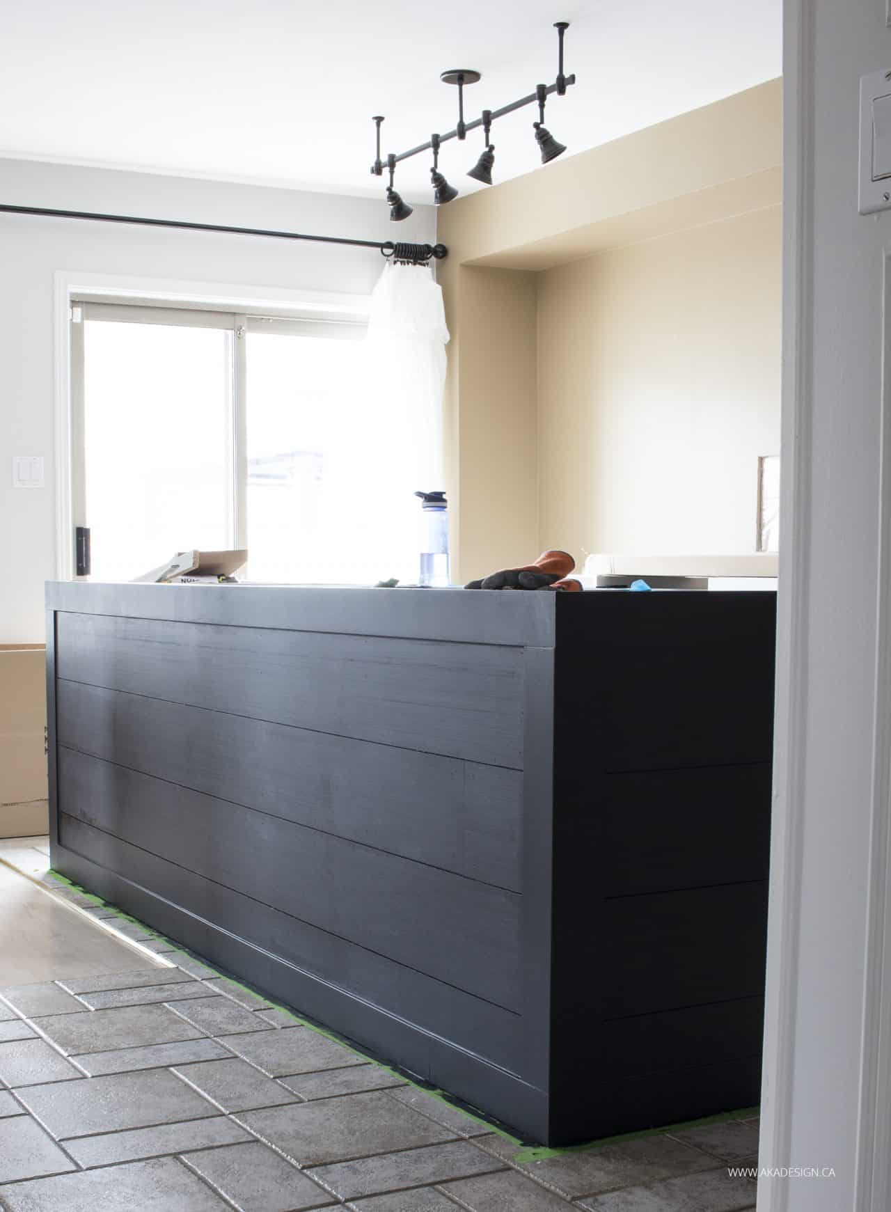 OUR MODERN FARMHOUSE KITCHEN MAKEOVER Rebuilding The